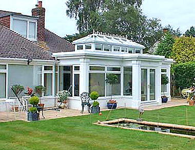Conservatory design options